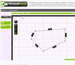 Design bagni 2D online | Progettazione bagno bidimensionale