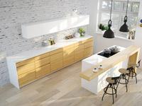 Come Progettare Una Cucina In 3d. Cheap Progetto Cucina With Come ...