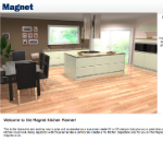 Magnet 3D Kitchen Planner