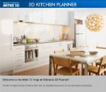 Mitre 3D kitchen online planner