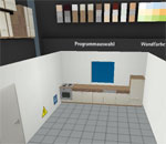 Design cucina 3D online | Progettazione cucina tridimensionale